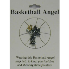 Basketball Angel