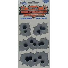 Rapid Fire Bullet Holes