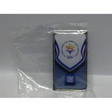 2002 GM Official Olympic Pin