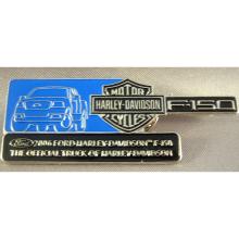 Harley-Davidson / Ford F-150 Pin