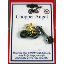 Chopper Angel Pin
