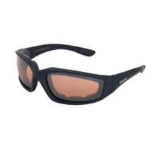 MAXX HD Foam Rider Sunglasses (Black Frame)