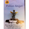 Police Angel Pin