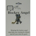 Hockey Angel Pin