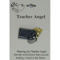 Teacher Angel Pin