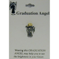 Graduation Angel Pin