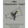 Cheerleader Angel Pin
