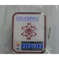 2002 Celebrex Official Supporter Pin