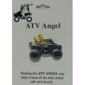 ATV Angel Pin